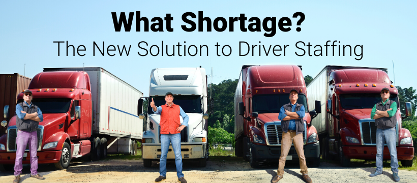 truck driver staffing made simple
